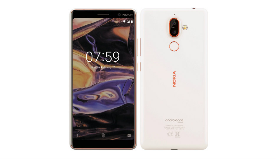 Nokia 7 Plus leaked before 2018 MWC with a 189 display