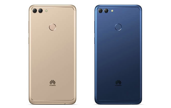 Huawei Y9 2018 presented with four cameras and a massive battery 3