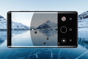 Nokia 8 Sirocco bezel less ZEISS dual cam with good price0 1