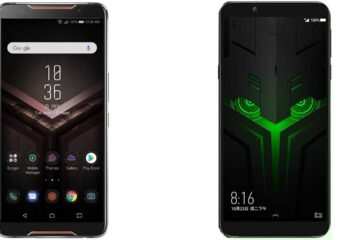 Asus ROG Phone vs Xiaomi Black Shark Helo