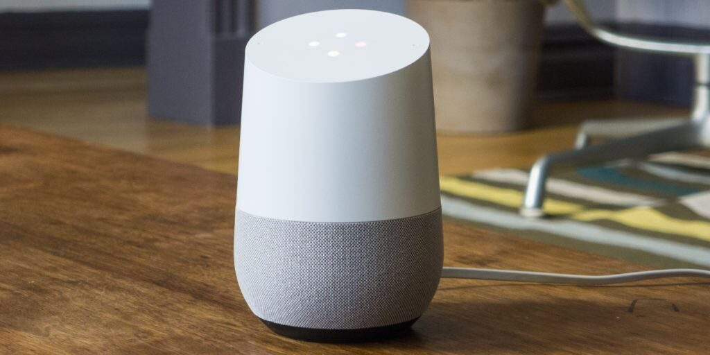 Google Home Speaker Black Friday 2018