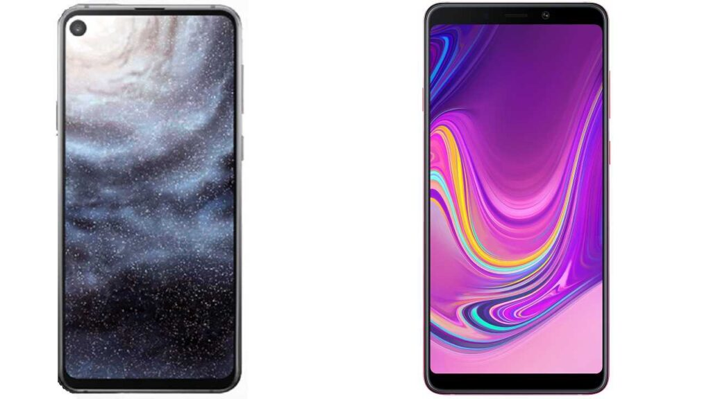 Samsung Galaxy A8s vs Samsung Galaxy A9 (2018)