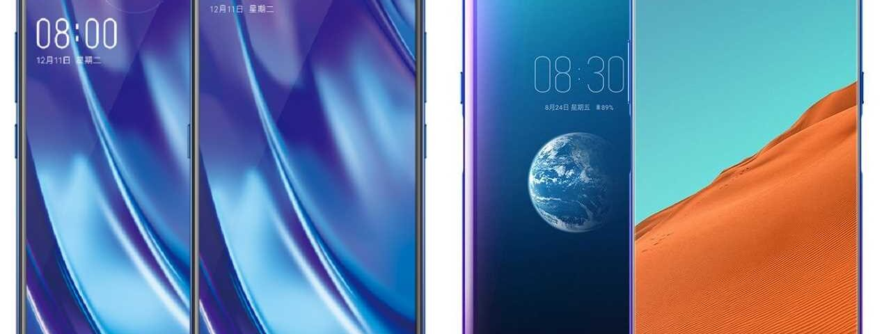 Vivo NEX Dual Display vs Nubia X