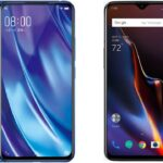 Vivo NEX Dual Display vs OnePlus 6T