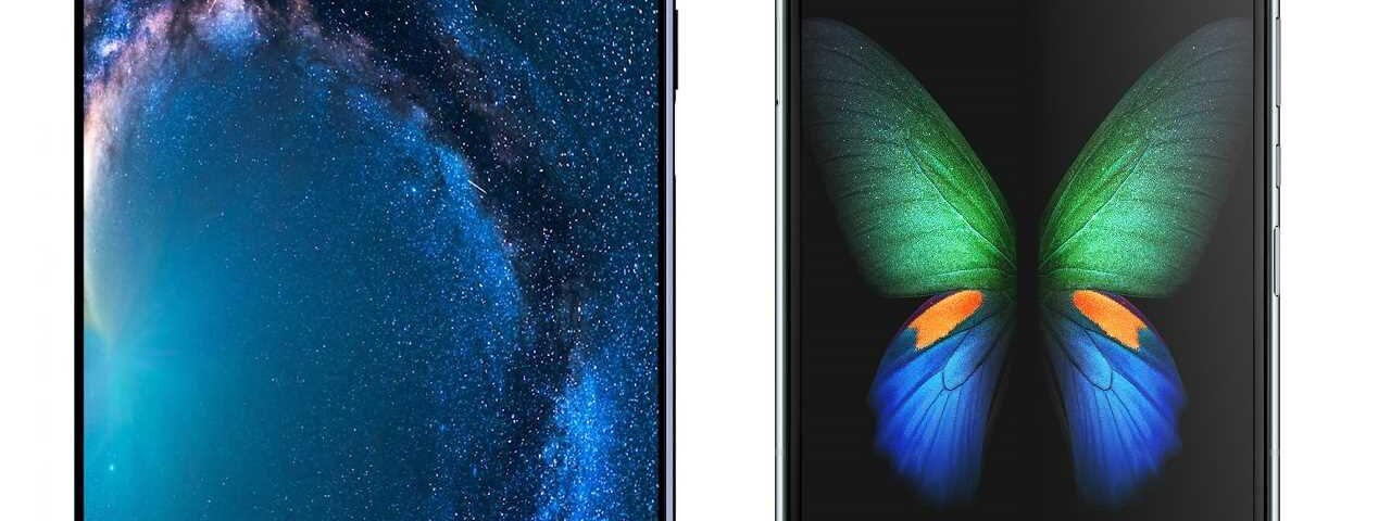 Huawei Mate X vs Samsung Galaxy Fold specs review, features and prices
