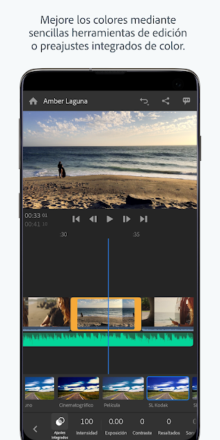 Cool Apps for Android and iOS: Adobe Premiere Rush