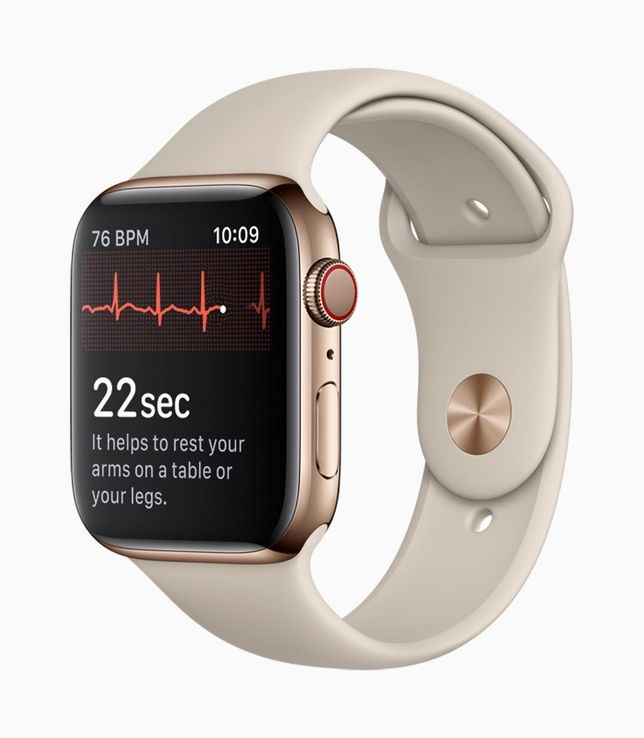 review apple watch ecg