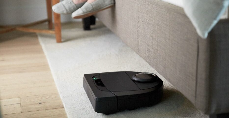 neato robotic vacuum siri shortcuts