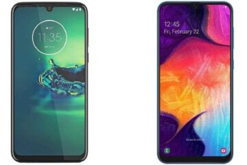 Motorola moto g8 plus vs samsung galaxy a50