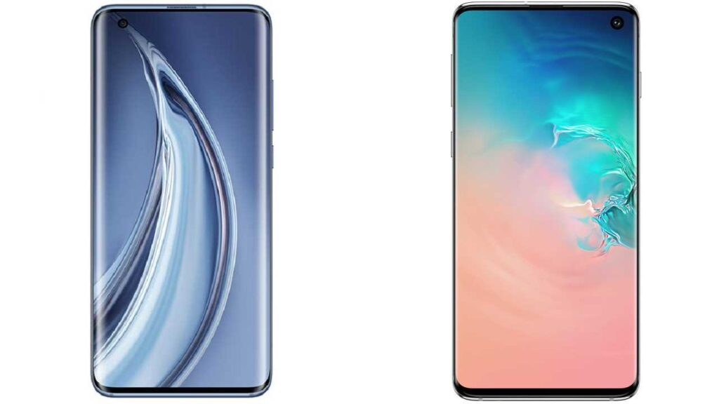 xiaomi mi 10 vs samsung galaxy s10 review