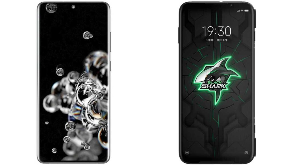 Samsung Galaxy S20 Ultra vs Xiaomi Black Shark 3 Pro review