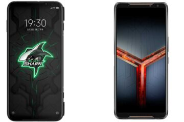 Xiaomi Black Shark 3 Pro vs Asus ROG Phone II