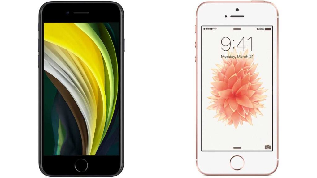 Apple iPhone SE (2020) vs Apple iPhone SE
