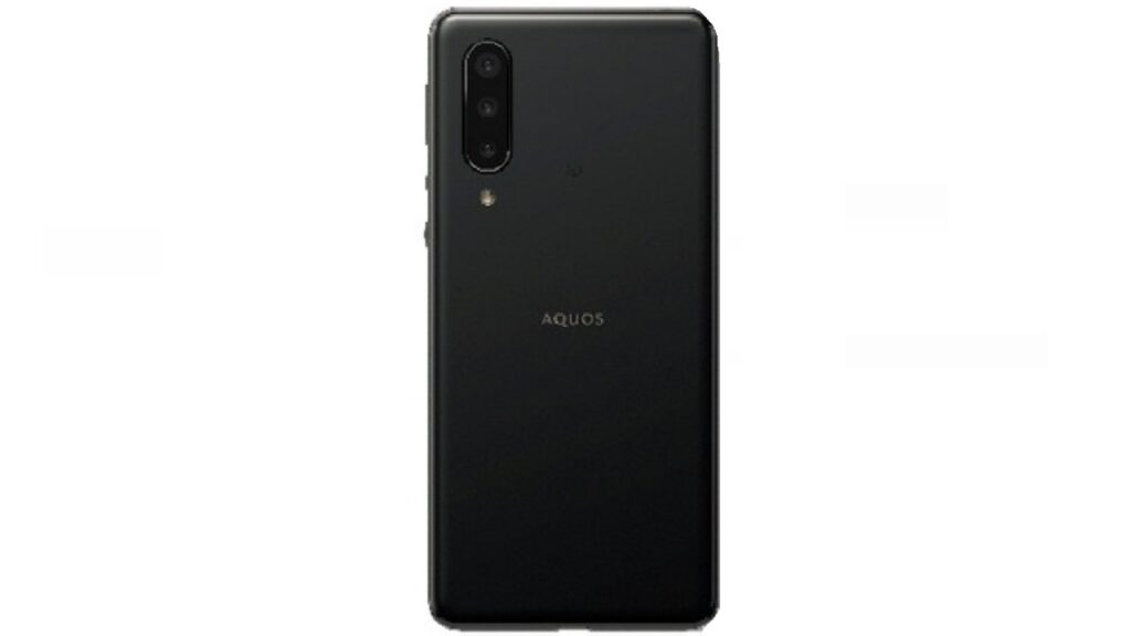Sharp Aquos Zero 5G Basic camera