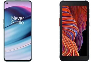 OnePlus Nord CE 5G vs Samsung Galaxy XCover 5